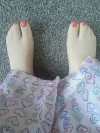 Lindsey feet
